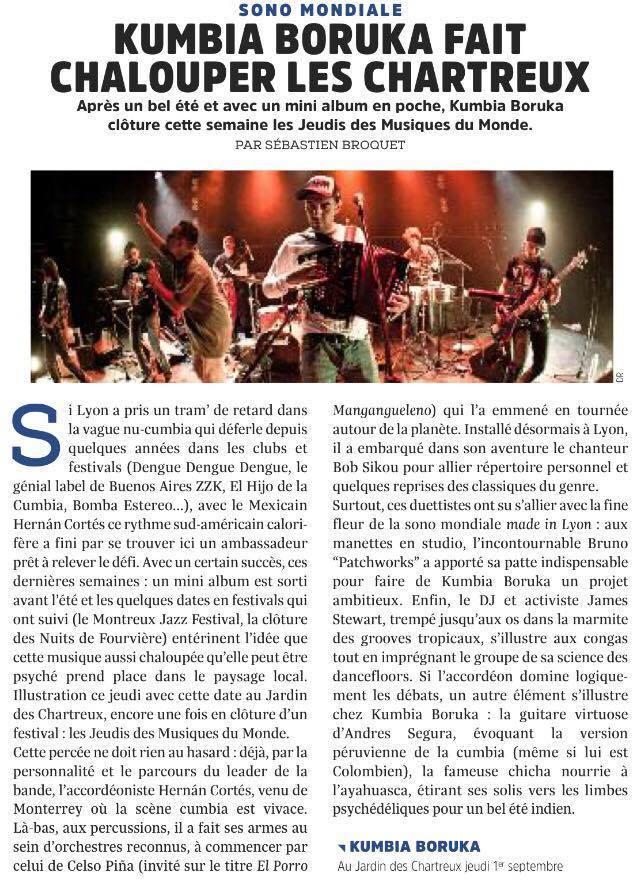 Article Petit Bulletin